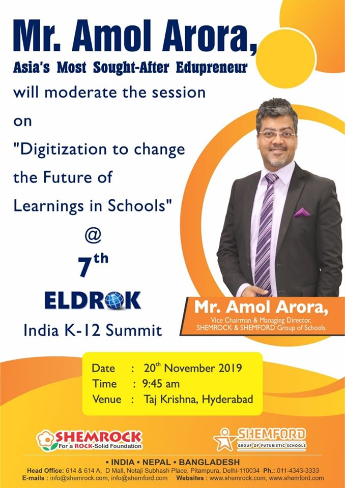 Digitization to change the future of learning in school
