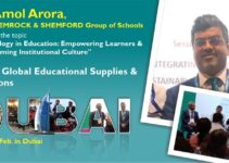 Global Educational supplies and solution by Mr Amol Arora