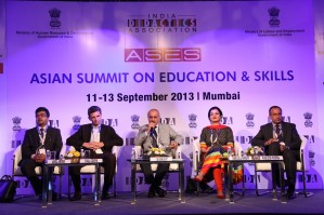 Asian Summit on Education & Skills 2013
